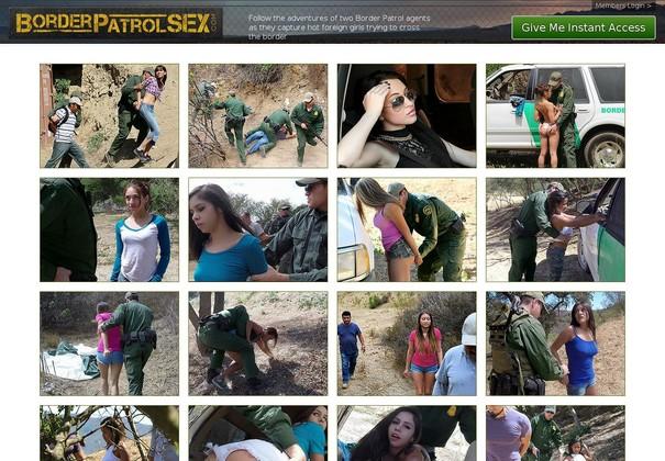 Border Patrol Sex new accounts