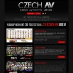 Czech AV com fresh dump passwords