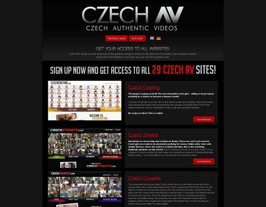 Czech AV com fresh dump passwords