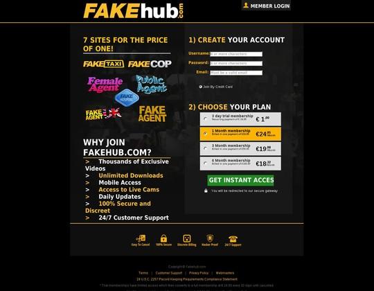 fakehub.com premium passwords