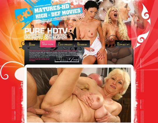Matures HD free login