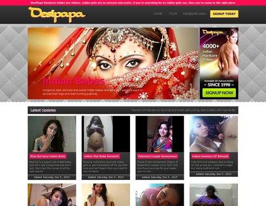 desipapa.com just dumped login