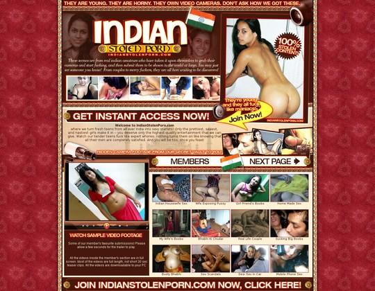 Indian Stolen Porn working accounts