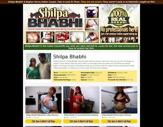 Shilpa Bhabhi working accounts