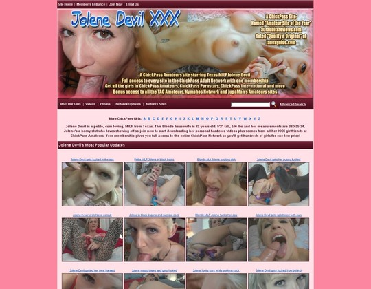 Jolenedevilxxx tested accounts