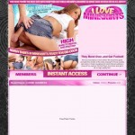 iloveminiskirts.com access passes