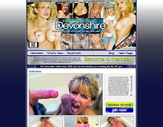 Racquel Devonshire just dumped accounts