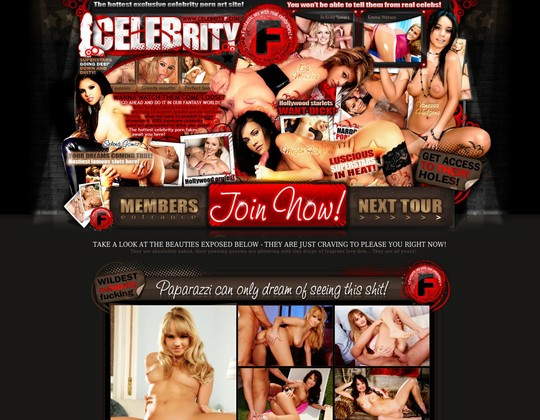 Celebrity F premium passes