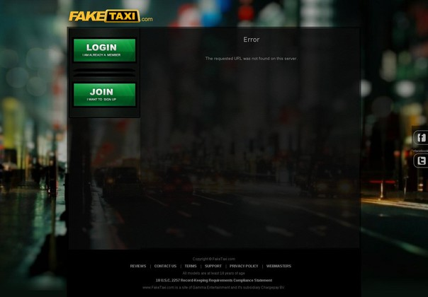 Fake Taxi working passes