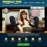 shemaleyum.com latest accounts