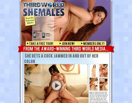 thirdworldshemales.com working passes
