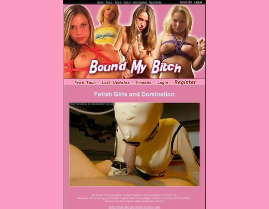 boundmybitch.com new accounts