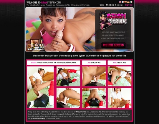 Asiansybian just dumped passes