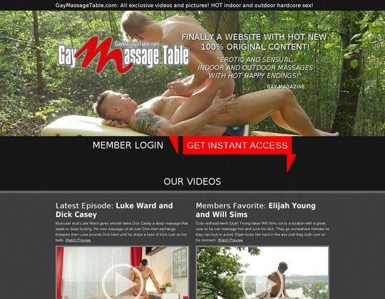 gaymassagetable.com working pass