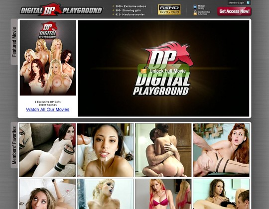 Digital Playground latest passwords