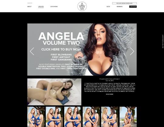 Angela White latest passwords