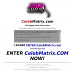celebmatrix.com just dumped login