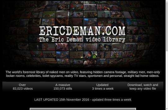 ericdeman.com fresh dump login