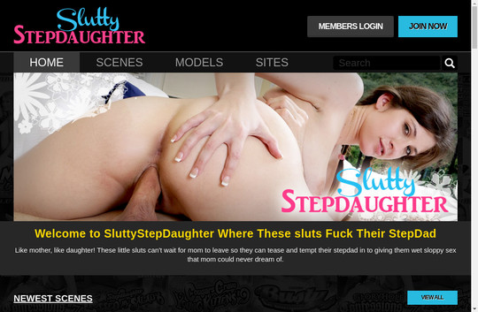 sluttystepdaughter.com new accounts