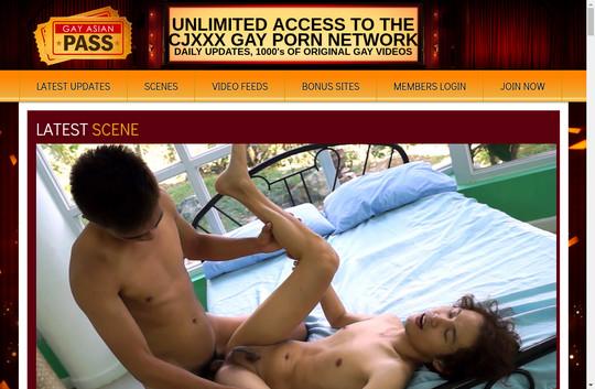 Gay Asian Pass tested pass