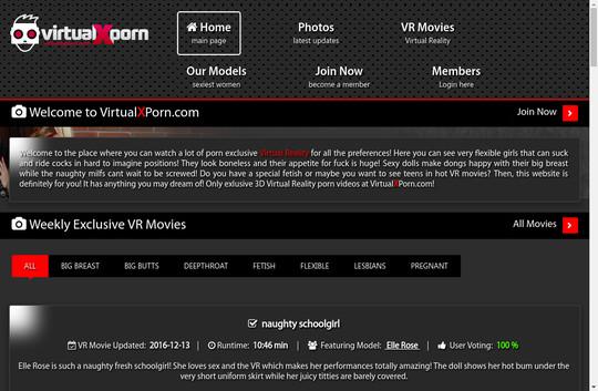 Virtualxporn premium login