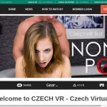 Czechvr premium login
