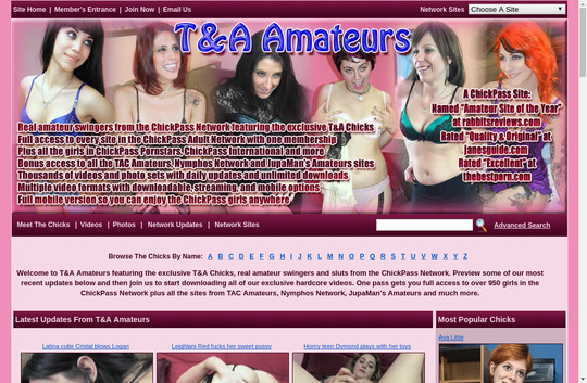 discount.tandaamateurs.com just dumped accounts