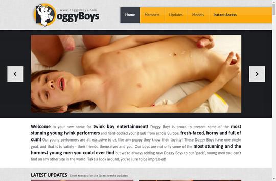 Doggyboys free passes