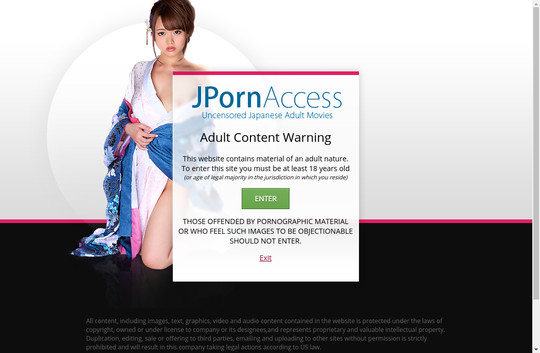 jpornaccess.com premium login