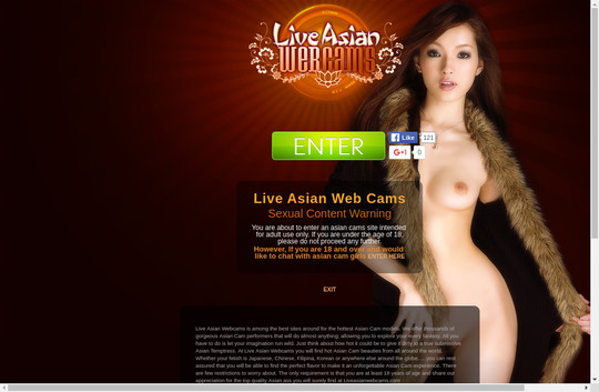 Live Asian Webcams latest passes