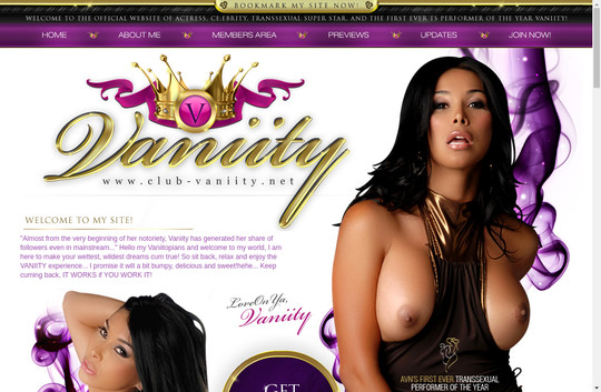 Vaniity working passwords