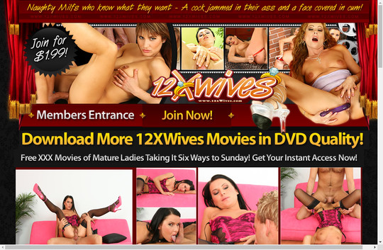12xWives.com latest passes