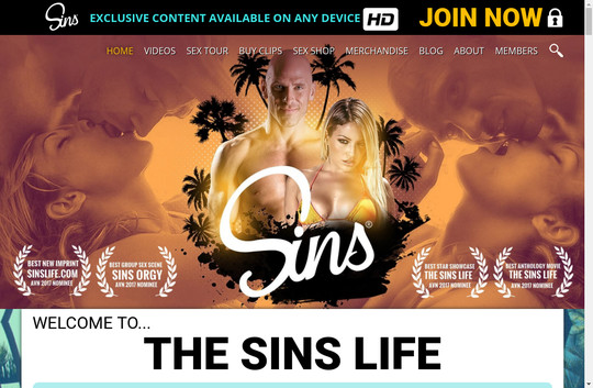 Sins Life premium pass