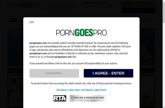 porngoespro.com tested accounts
