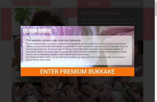 premiumbukkake.com latest accounts