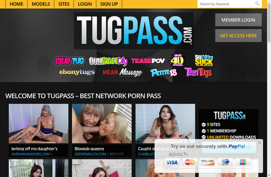 tugpass.com latest accounts