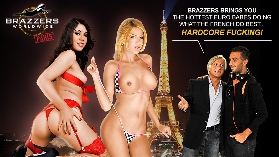 Brazzers Worldwide Paris