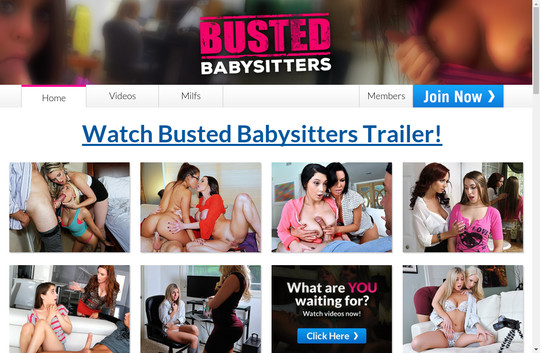 Bustedbabysitters premium accounts