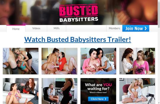 Bustedbabysitters premium accounts