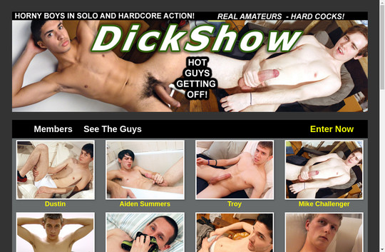 dickshow.com tested pass