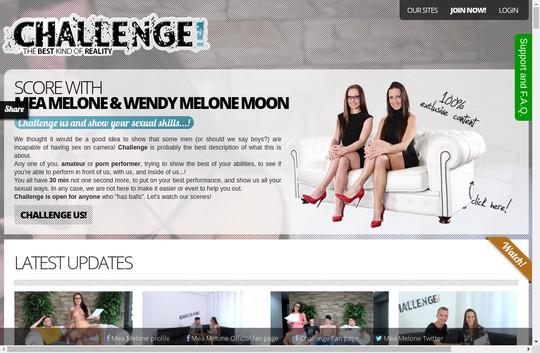 melonechallenge.com premium accounts