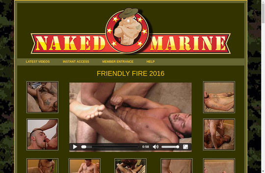 nakedmarine.com access passwords
