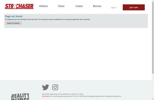 str8chaser.com fresh dump login