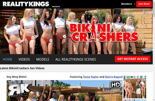 Bikinicrashers new accounts