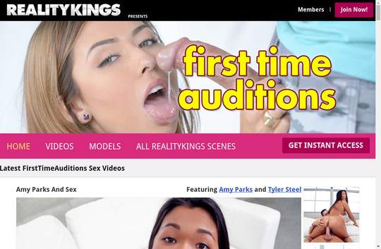 Firsttimeauditions fresh dump pass