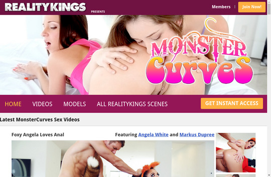 monstercurves.com free accounts