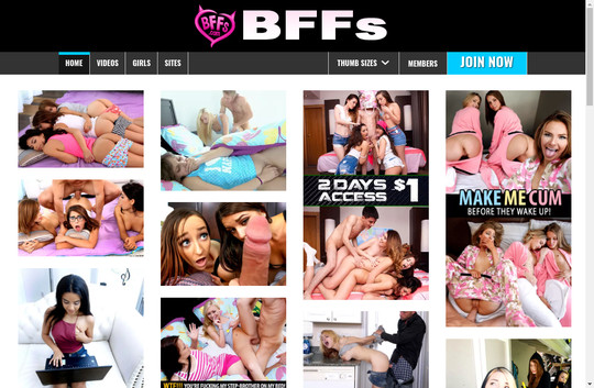 bffs.com working pass