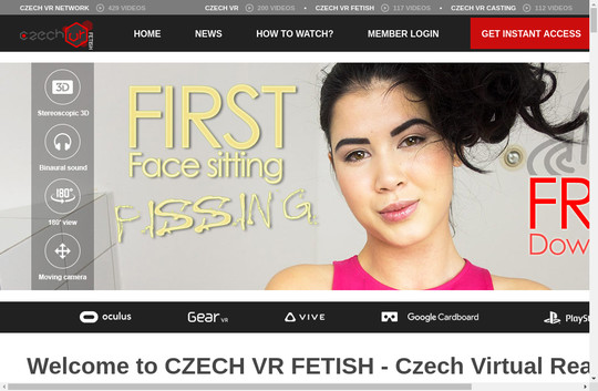 czechvrfetish.com working accounts