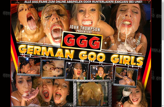 German Goo Girls premium passwords