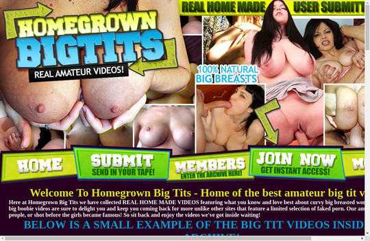 Homegrownbigtits new passes